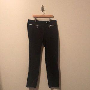 Michael Kors Black Crop Pants sz 2